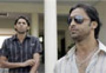 Shoaib, Asif involved in a dressing room spat