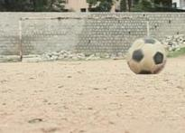 Bangaloreâ??s famous football ground is dying out
