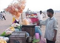 From tomorrow no chaat on Chennai's Marina Beach