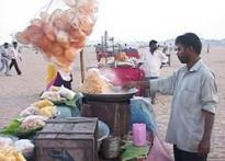 From tomorrow no chaat on Chennai's Marina Beach