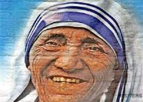 Mother Teresa aborted the idea of abortion