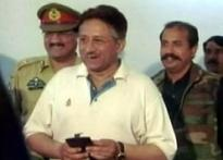 Supreme shadow over Musharraf's political future