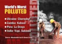 2 Indian town in world's most polluted places list