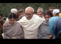 Interpreting the Mahatma on celluloid