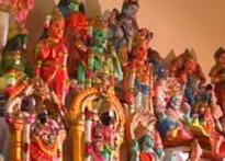 Chennai's all doll-ed up this festive season