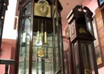 Grandfather clocks are a hit across time zones