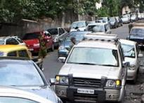 In Mumbai, parking spaces pricier than cars