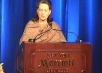 Sonia scores political points in NY, readies for UN