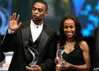 Gay, Defar win IAAF World Athlete of the Year awards