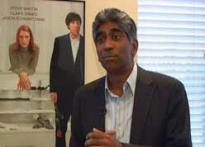Ashok Amritraj throws a line to India, shoots film