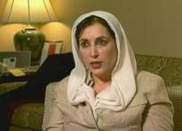 Benazir under house arrest for a week