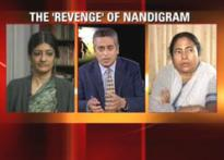 Has Nandigram become a political battleground?