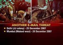 E-mail threatens attacks on Pak Test team