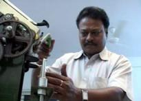 Now, an e-charkha that can light up your home