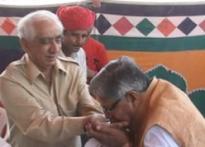 Jodhpur court orders probe in Jaswant Singh opium case