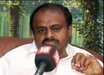 No threat to JD(S)-BJP coalition: Kumaraswamy