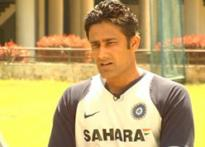 Captain's knock: Kumble unveils his Test case