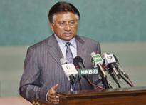 Rumours of coup in Pak, Mush calls it a 'big joke'