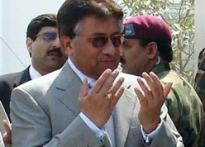 Musharraf 'considered' stepping down from office