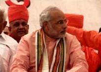 Modi declares Rs 40 lakhs assets, has no car