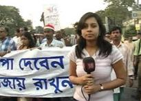 Kolkata intelligentsia march for peace