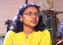 Chennai woman whistles her way to awards