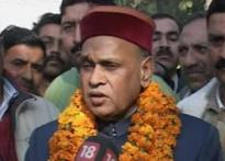 BJP sweeps Himachal polls; Dhumal to be CM