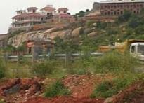 Bangalore's int'l airport forges terrific land boom