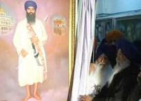 Terrorist's portrait in Temple precincts raises storm