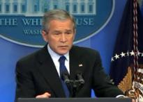 Intelligence report won't change Bush's Iran policy