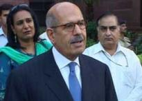 No proof of active N-programme in Iran: El Baradei
