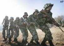 India, China armies 'rout terrorists, free hostages'