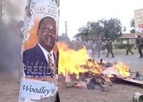 Kenya poll violence continues, 100 dead