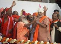 BJP's old and new unite to anoint Modi as CM