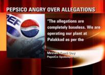 Pepsi says it is not fizzically unfit in Kerala