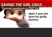 Govt spells doom for 'clinics of death'</a>   <a href='http://www.ibnlive.com/news/govt-makes-punishment-stringent-for-sex-determination/54095-17.html'>What it means</a>