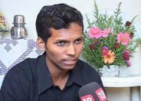 Auto driver's son fulfills father's dream, makes it to NDA