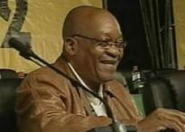 Zuma elected as African National Congress leader
