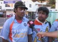Indian fans in Sydney dejected