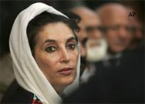 Hi-tech weapon killed Benazir: Report