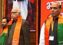 Move over Atal, Modi and Advani are the BJP's face