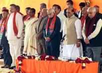 BJP's new agenda — Afzal, minority policy, Ram Setu