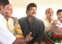 No one dare raise a finger at Chiranjeevi