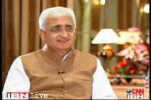 Not sensible to rush into things we are not prepared for: Khurshid on talks with Pak