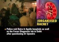 Kidney racket: Top Delhi hospitals raided
