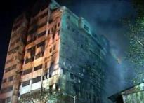 Day 4: Another fire breaks out in Kolkata's Burrabazar