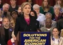Hillary Clinton's ad attacking Obama taken off air