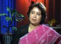 Taslima hopes her visa will be extended