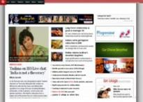 Exclusive: Taslima on her confinement | <a href='http://www.ibnlive.com/news/taslima-on-ibnlive-chat-india-is-not-a-theocracy/56692-19.html'>Full Chat</a>