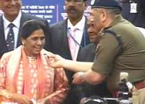 Show of sycophancy on Maya's bday upsets politicos